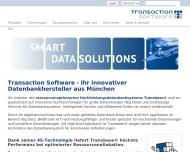 Transaction Software Transaction Software Start