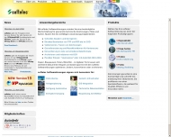 Bild Webseite softelec München