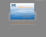 Bild Webseite DC-Software Doster & Christmann München