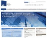 Bild Webseite AIS Management München