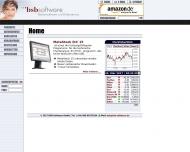 Bild Webseite BSB - Software München