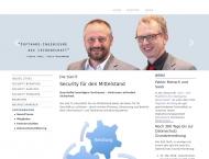 Bild Webseite Teamware München