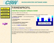 Bild CSW Microcomputer Software GmbH