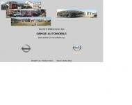 Bild Webseite Genge Forst (Lausitz)