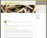 Bild Die Informatik Werkstatt GmbH IT-Dienstleistung