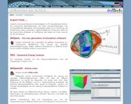 Bild Webseite inuTech Nürnberg