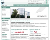 RS Consulting Software GmbH - ERP - CRM CAS - Telekommunikation - Home
