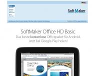 SoftMaker Homepage
