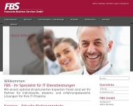 FBS Franconia Business Services GmbH - Home