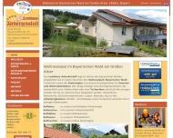 Bild Webseite  Lindberg
