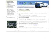 Bild LERO Internationale Spedition GmbH, Hamburg
