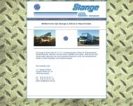 Bild Stange & Söhne GmbH & Co. KG, J. Fr. Spedition