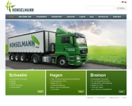 Honselmann - Spedition, Logistik, Lager Home