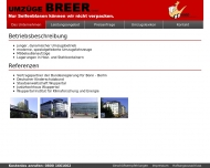 Website Breer