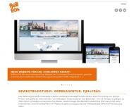 Website fjellfras - Studio für Bewegtbild & Kommunikation