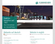 Bild Am Zehnhoff-Söns GmbH Logistik Spedition