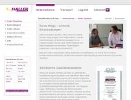 Bild Gotthold Haller Spedition GmbH