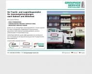 Bild Groupage-Service Speditions-GmbH