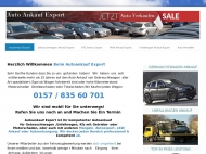 Bild Autoankauf Export