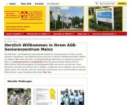 Bild Alten- und Pflegeheime Mainz gGmbH Arbeiter-Samariter-Bund Altenpflegeheim