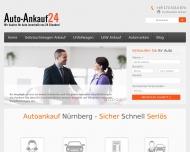 Bild Autoankauf Nürnberg - Gebrauchtwagen PKW LKW Ankauf