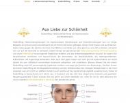 Website LAJOLI Praxis für Ästhetik - Fadenlifting, Botox, Lippen aufspritzen