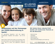 Website Evers Bautrocknung