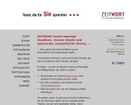 Bild ZEITWORT - Textagentur Stuttgart