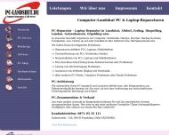 Bild Webseite  Ergolding