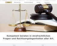 Bild Rechtsanwalt Matthias Brauer - Strafverteidiger