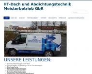 Bild HT-Dach & Abdichtungstechnik Meisterbetrieb GbR