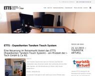 Bild ETTS - Expedienten Tandem Touch System