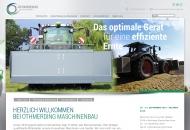 Bild Webseite Othmerding Maschinenbau Ascheberg