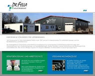 Website Dr. Fella Industriebedarf