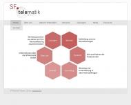 Bild Webseite SFTelematik München