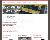 Bild Taxi Express Cilgin