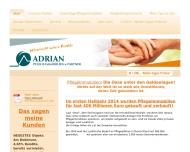 Website Adrian my-pflegeImmobilie