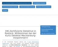 Bild Kurtz Detektei Rostock und Mecklenburg-Vorpommern