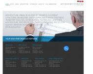 Bild Webseite HOFFMANN.SEIFERT und Partner Ingenieur- und Architekturbüro Dresden