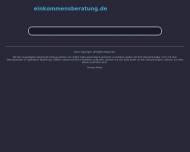 Bild Webseite Dresdner Ges. für Einkommensberatung Dresden