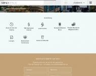 Website Mindspace Berlin-Mitte