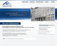 Bild Webseite BECKER Immobilienvermittlung Berlin