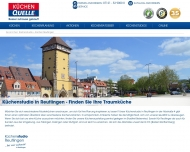 Website Küchen Quelle MegaStore Reutlingen