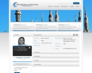 Website J. Friisberg & Partners