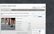 Bild Webseite Achim Achilles Gesellschaft für Leistung Berlin