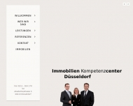 Website Krischer Immobilien