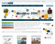 Bild Webseite Control Risks Deutschland Berlin
