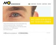 Bild Webseite Manuela Olschewski Unternehmensberatung Berlin