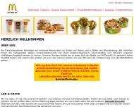 Bild Webseite HAM-Management-Service Berlin