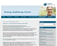 Website Kämmer Consulting